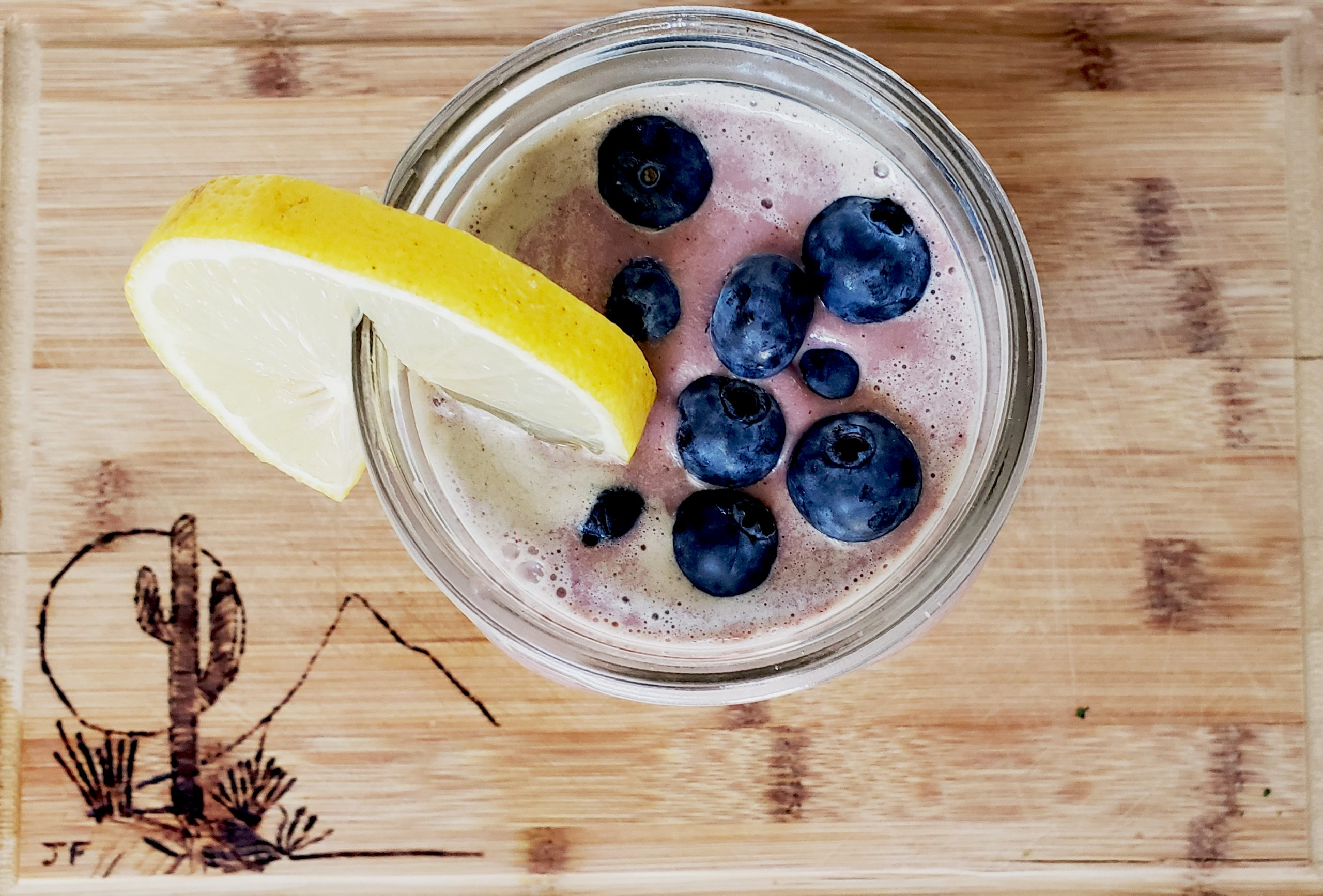 High Energy Breakfast Smoothie